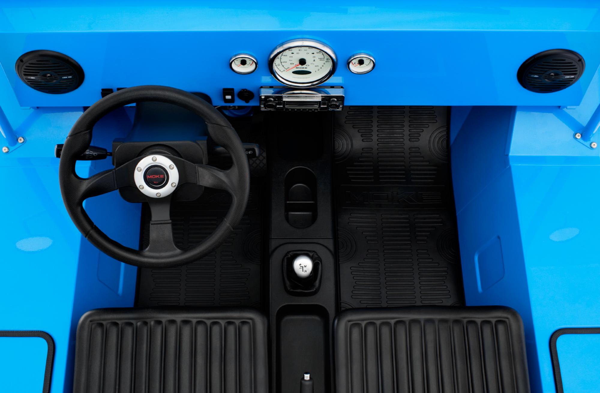 Moke-Blue-Detail